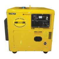 NO.113 HM8000DS(6.0KVA,WITH TIME METER)